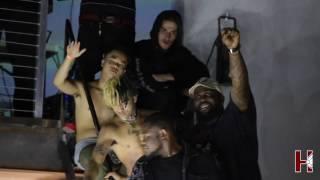 XXXTentacion Miami Show Shut Down, April 7th, 2017 Video Recap by Santiago Productions