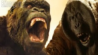 'Kong: Skull Island': Jungle Book Mash-Up Trailer Parody