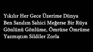 Bengü-Sahici Lyrics