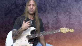 Steve Stine Guitar Lesson - 3 Reasons Why You Should Learn to Play the Blues