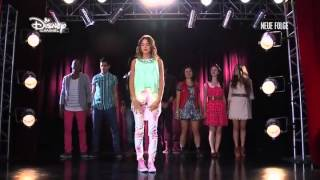 Violetta 2 - Violetta singt In my own world vom Playback (Folge 30) Deutsch