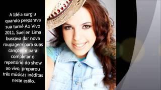 Suellen Lima   Pode Chorar   Lançamento 2011   Sertanejo Universitário Gospel wmv