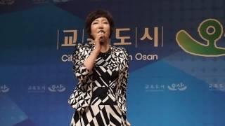 """가수 강민주 """"내사랑 연가"""" (2017.04.04.KBS재능나눔봉사단 오산종합사회복지관 공연)"""