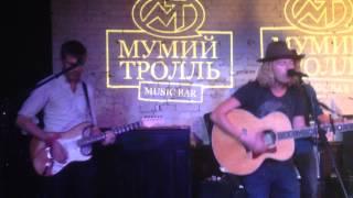 Jim Kroft - Beautiful Ways (live in Vladivostok)
