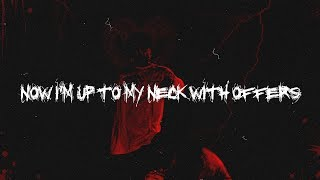 $UICIDEBOY$ - NOW I'M UP TO MY NECK WITH OFFERS (СЕЙЧАС Я ПО ГОРЛО В ПРЕДЛОЖЕНИЯХ) / ПЕРЕВОД