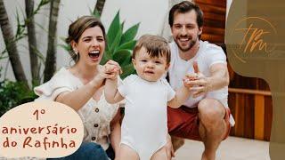 ANIVERSÁRIO 1 ANO RAFINHA ? (vídeo mais fofo de todos!) | TPM por Ju Ferraz