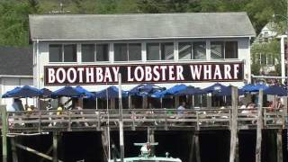 Boothbay Lobster Wharf
