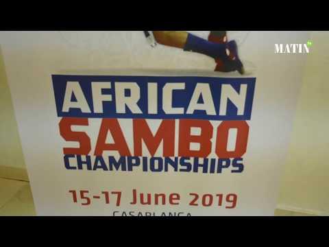 Video : Casablanca abrite le Championnat d'Afrique de Sambo