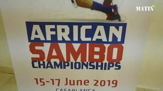 Casablanca abrite le Championnat d'Afrique de Sambo