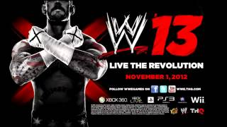 """WWE '13 - Official Theme Song  """"Revolution"""" by Pennywise"""