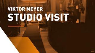 CHEYENNE STUDIO VISIT / VIKTOR MEYER