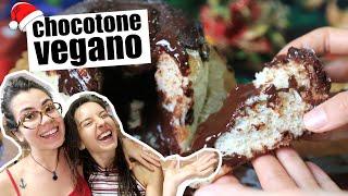CHOCOTONE VULCÃO INCRIVELMENTE RECHEADO E DELICIOSO | Especial Natal | TNM Vegg