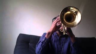 Madvillain - Curls (Trumpet Cover)