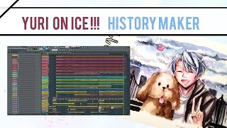 "Yuri on Ice!!! - Opening ""History Maker"" 