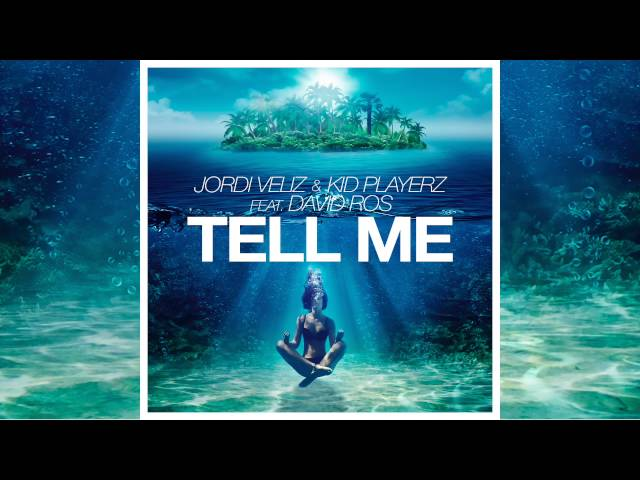 Audio de la canción Tell Me de Jordi Véliz