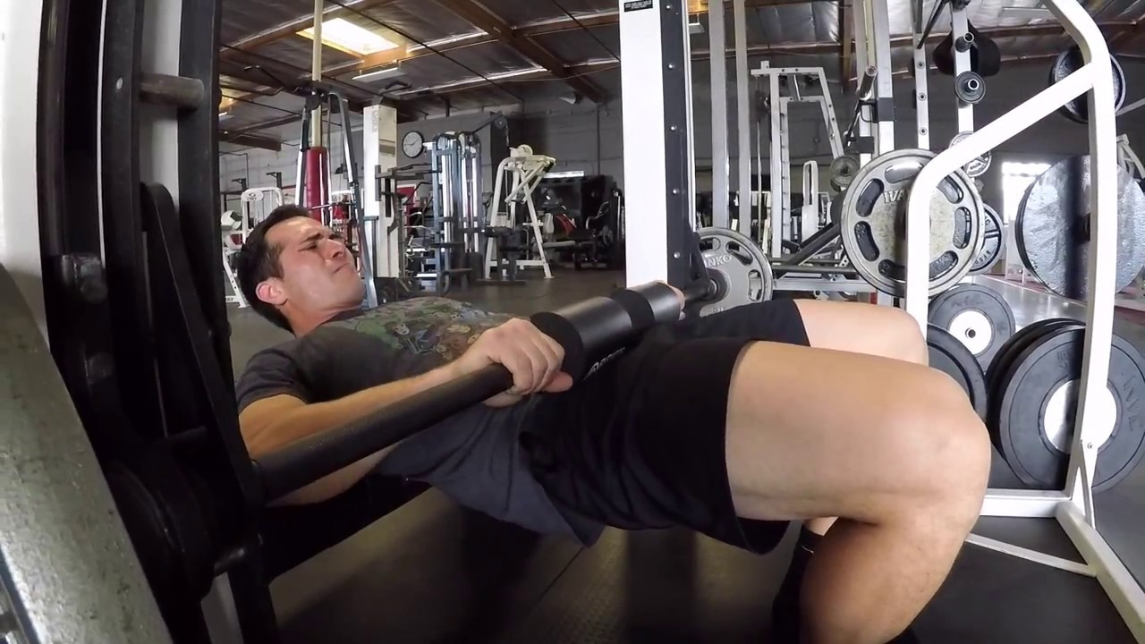 Exercise How To: Smith Machine Hip Thrust