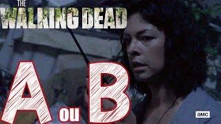 The Walking Dead A ou B ? Sussurradores ou Nova Ordem? TWD 9 temporada