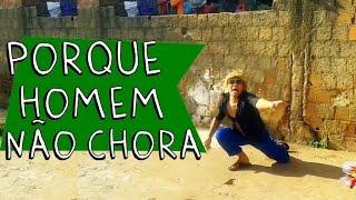 Porque homem não chora - Pablo a voz Romântica ( Clip Oficial em Humor ) Talokudo