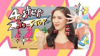 4 step สิว stop !!!! ด้วยดร.สมชาย | icepadie