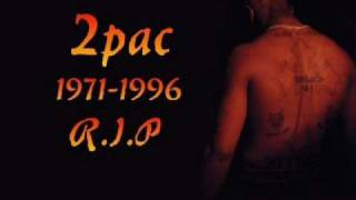 I ain't mad at cha - a cappella epic ballad remix live one take Tupac Shakur with lyrics