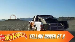 Team Hot Wheels Yellow Driver: Part 3 | Hot Wheels