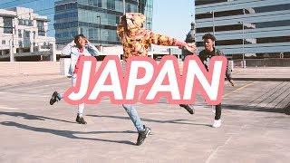 Famous Dex - Japan [Official NRG Video]