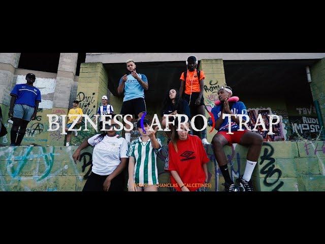 """Vídeo oficial de la canción """"Bizness"""" de Afrojuice 195 y Blondie."""