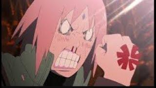 Sakura's Nosebleed -  Naruto's Sexy Reverse Harem Jutsu Saves The Shinobi World - #Naruto Shipudden