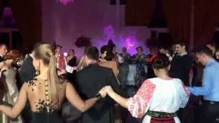 ANGELA RUSU BAND live GRAND HOTEL ITALIA CLUJ 22.03.2014 colaj La multi ani-Nasule ce voios esti