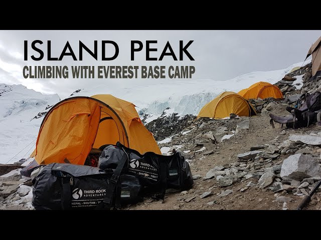 Island Peak Climbing & Everest Base Camp Trek