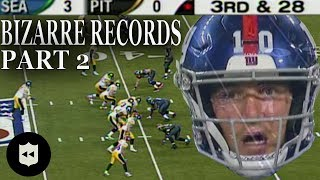 The Most Bizarre Playoff Records of All-Time   NFL Vault