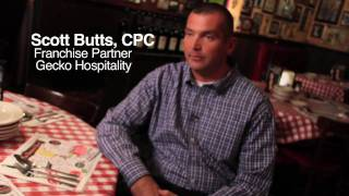 Gecko Hospitality Franchise Video