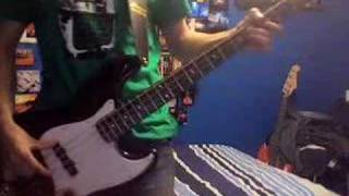Muse Muscle Museum bass cover
