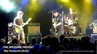 The Wedding Present - 'My Favourite Dress' (Live) Holmfirth