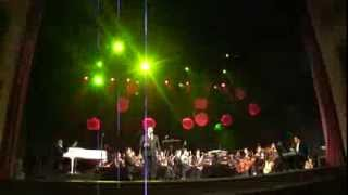 Mia Gioconda - Rinaldo com a Orquestra Sinfônica Mário Vieira(vídeo incompleto)