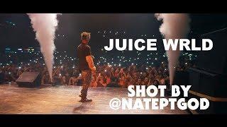 Juice WRLD Pays Tribute To XXXTENTACION Live [Shot By @NatePTGOD]