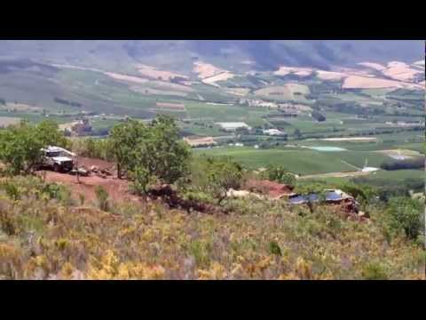 Tulbagh Grootwinterhoek hiking camping and cottages