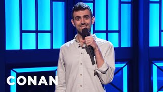 Sam Morril: It's A Bad Time To Be A Predator  - CONAN on TBS