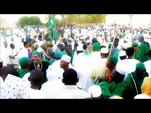 Sufi Dervish Omdurman Khartoum/Sudan HD