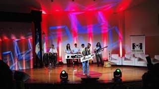 El Jocotillo Marimba Band - Quiero Verte Bailar (Live)