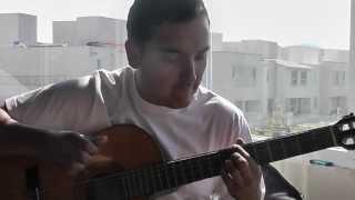 Hombre normal- Espinoza Paz (cover bossa nova por Gabriel Garcia)