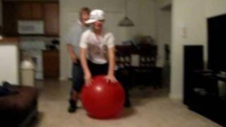 Stupid ball bounce