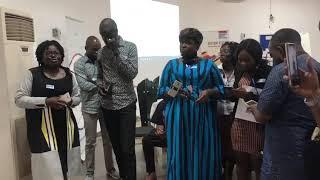 [Vidéo ] Côte d'Ivoire: Deux blogueurs exposent sur l'Internet au Sénégal!