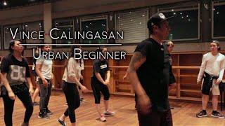 FDE: Workshop Week 2016 | Vince Calingasan - Urban Beginner
