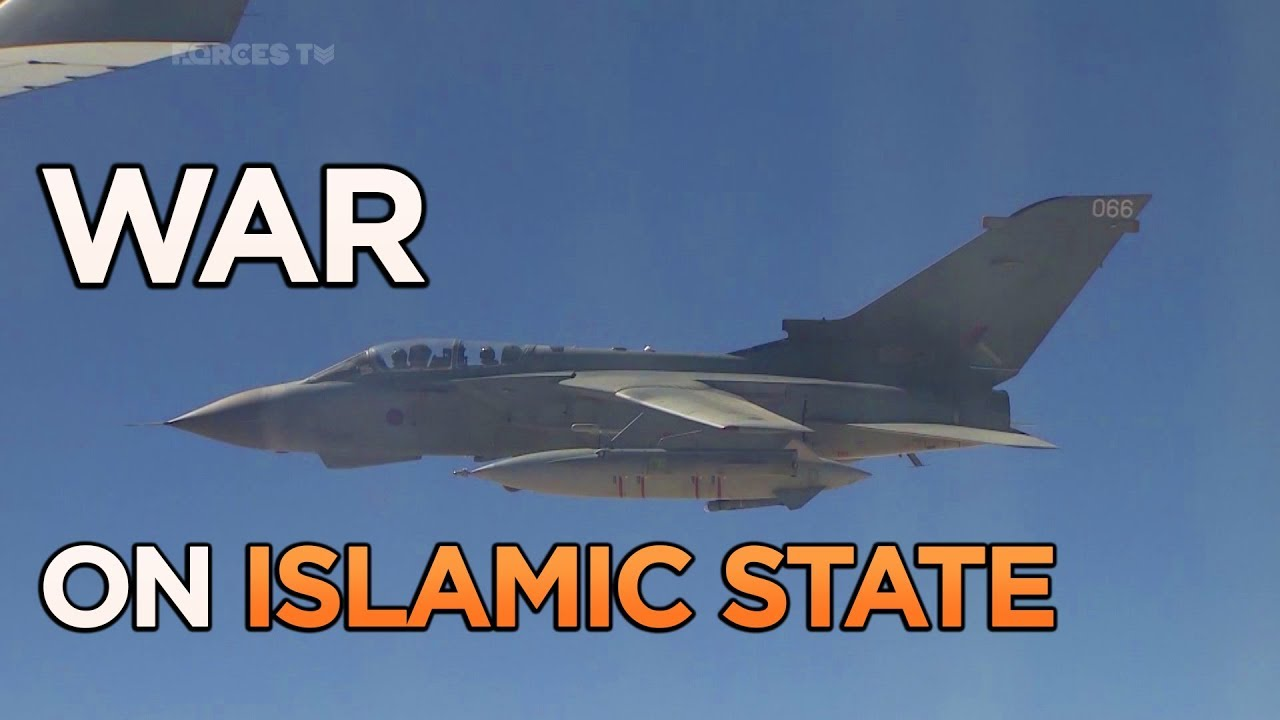 Inside Al Udeid : Leading the Air War Against Islamic State