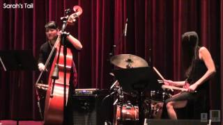 G.G. (Jazz Trio) - 'Sarah's Tail' Boyd Vance Theatre Live ('Ruby Road' release tour of Texas'16)