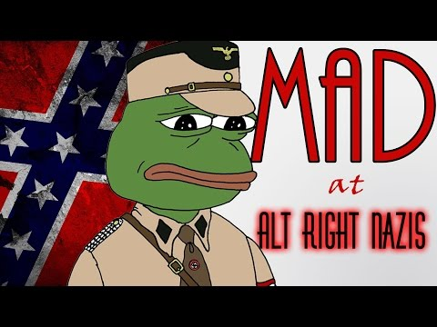 Alt-Right Nazis are so EDGY