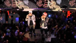 WIZ KHALIFA LIVE AT VIP ROOM/ St Tropez