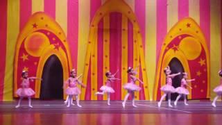 Domenica Rosero Mero clausura danstar ballet