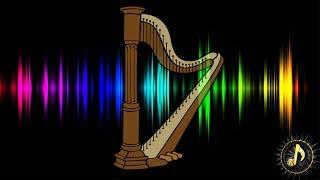 Cartoon Dreamy Harp Opening Sound Effects